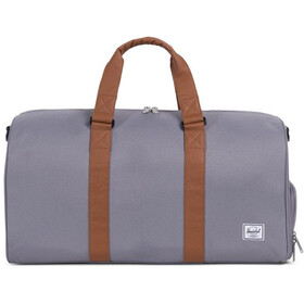 Herschel Novel Mid-Volume Duffle Grey/Tan